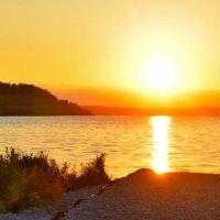 Озеро Кандры-куль :: ОЛЬГА