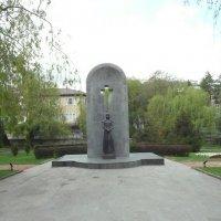 Памятник героям-медикам :: Виктор