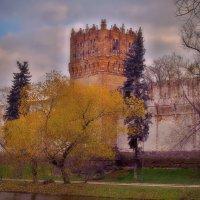 Затрапезная башня :: Наталья Лакомова