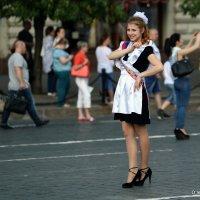 я уже совсем взрослая,посмотри :: Олег Лукьянов