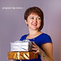 Аххх, как я люблю подарки... :: Olga Osminova