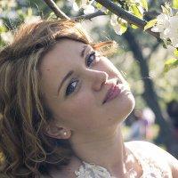 Невеста :: Анна Ларина