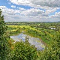 Деснянский пейзаж :: Сергей Тарабара