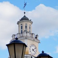 Часы на Ратуше :: Александр Витебский