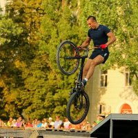Прыжок :: Анатолий Шулков