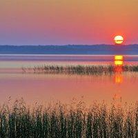 Яркий закат :: Валерий Талашов