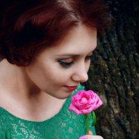 дикая роза :: Оксана Зимнова