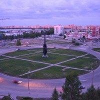 Белые ночи в городе у Белого моря. :: Елена Третьякова
