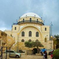 Иерусалим, Старый Город, восстановленная синагога Хурва :: Игорь Герман