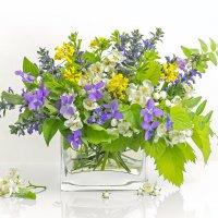 Букетик весенних цветов :: Светлана Л.