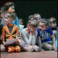 Не плачь и ты будешь чемпионкой! :: Алексей Патлах