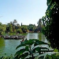 парк Цитадель, Барселона :: Светлана FI