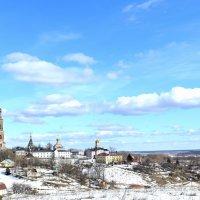 Пощуповский Иоанно-Богословский мужской монастырь :: Юрий