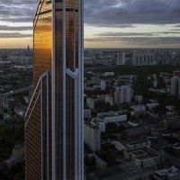 Закат на 58 этаже :: Аркадий Беляков