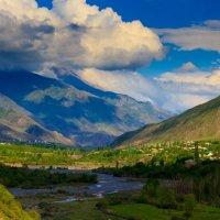 горы :: Омар Омаров
