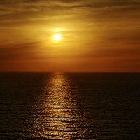 vit5  mediterranean sunset :: Vitaly Faiv