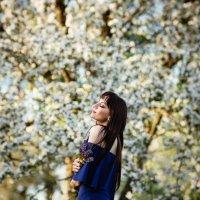 Девушка Весна :: Pavlo Zvjagin