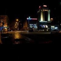 Вечерний перекресток :: Сергей Крапивин