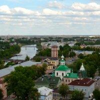 Вологда - старинный русский город :: Ирина Бархатова