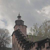 Кремль. Часовая башня (Нижний Новгород) :: Павел Зюзин