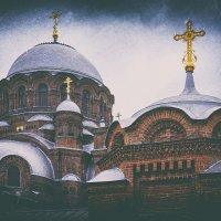 Храм... (2) :: Влад Никишин