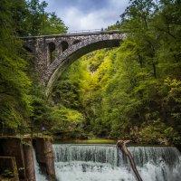 Ущелье Винтгар, Словения. :: Тиша
