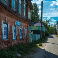 В Плёсе :: Андрей Холенко