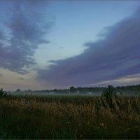На рассвете около деревни Жуиха. :: Igor Andreev