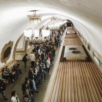 Московское Метро :: Кристина Лебедева