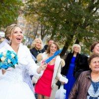Невеста отпускает свою девичью фамилию :: Анна Кузнецова
