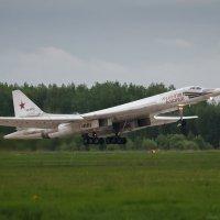 Взлет Ту-160 :: Павел Myth Буканов