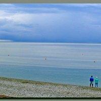 море.  утро после  шторма. :: Ivana