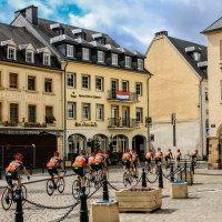 Echternach, Luxembourg. :: Alena Kramarenko