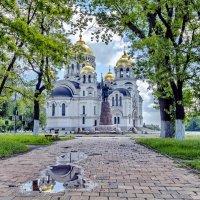 Вид на Свято Вознесенский собор. :: Олег Барзолевский