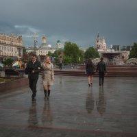 жизнь города между дождями)) :: mig-2111 Новик