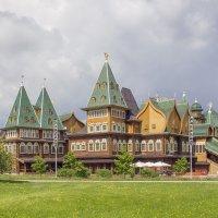 Коломенский дворец :: Александр Назаров
