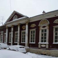 Дом А. П. Сытина :: Наталья Гусева