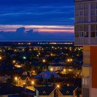 Вид с балкона :: Андрей Майоров