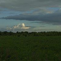 Земля и небо :: Яков Реймер