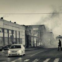Мрачный город :: Evgenija Enot