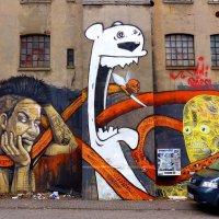 Street  Art :: Nina Yudicheva