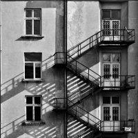 Steps of light and shadow :: alexander zvir