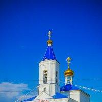 Храм :: Александр Миронов