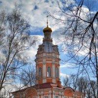 Юго-Западная (Библиотечная) башня. :: Галина Galyazlatotsvet