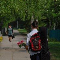 В школу как на праздник... :: Владимир Хиль