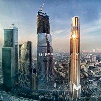 56-й этаж :: Виталий Авакян