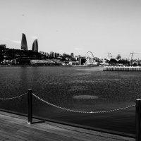 Город в чёрном :: Эмиль Абд