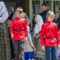 Рогожское 2016 Праздник Жен Мироносиц :: Лариса *