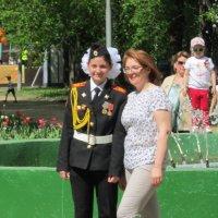Два поколения :: Дмитрий Никитин