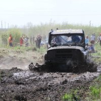 Танки грязи не боятся :: Юрий Арасланов